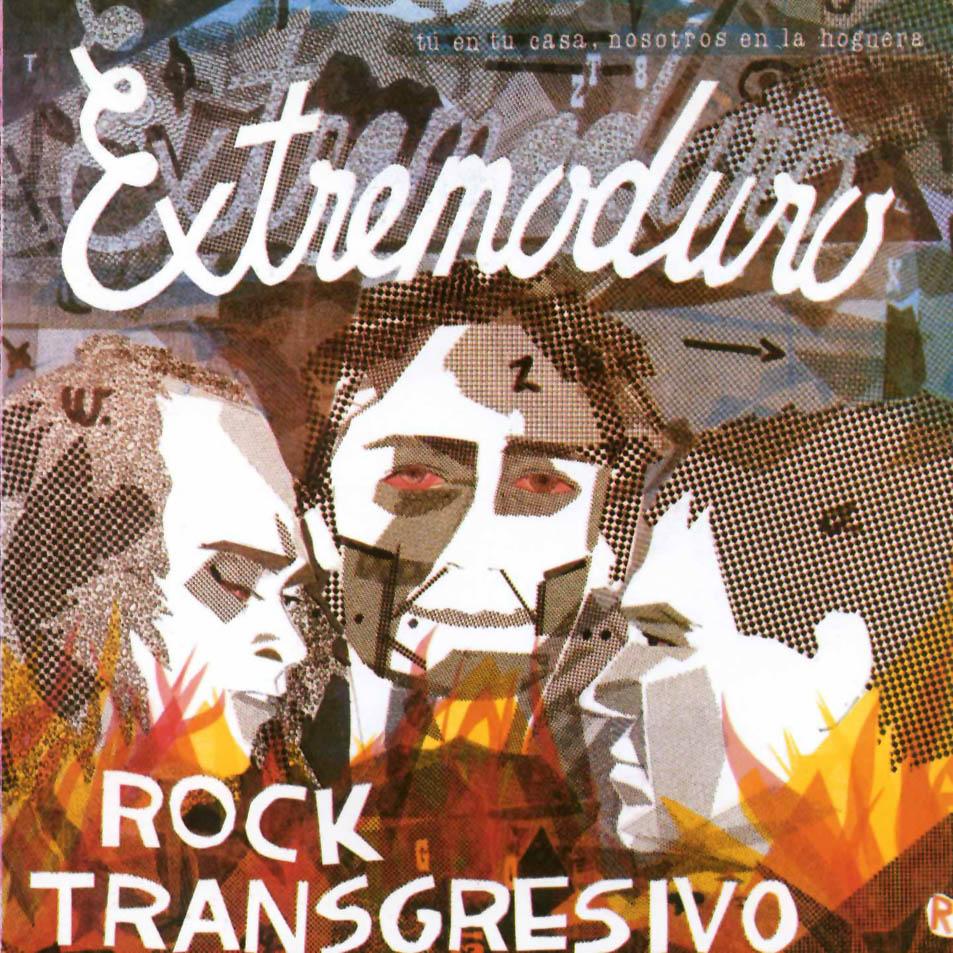 Extremoduro. Rock Transgresivo. Discografía