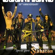 Scorpions 50th anniversary